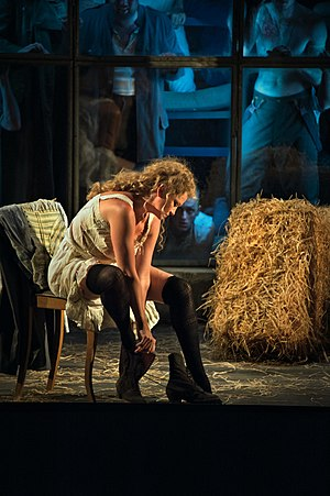 Die Soldaten - Image: Salzburger Festspiele 2012 Die Soldaten