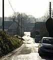 Sampford Courtenay- the southern part of the village (geograph 2765770).jpg