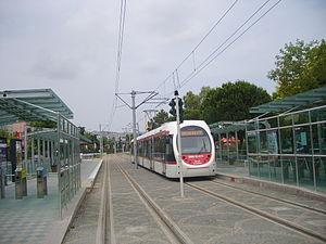 Samsun tram Gara 20110714