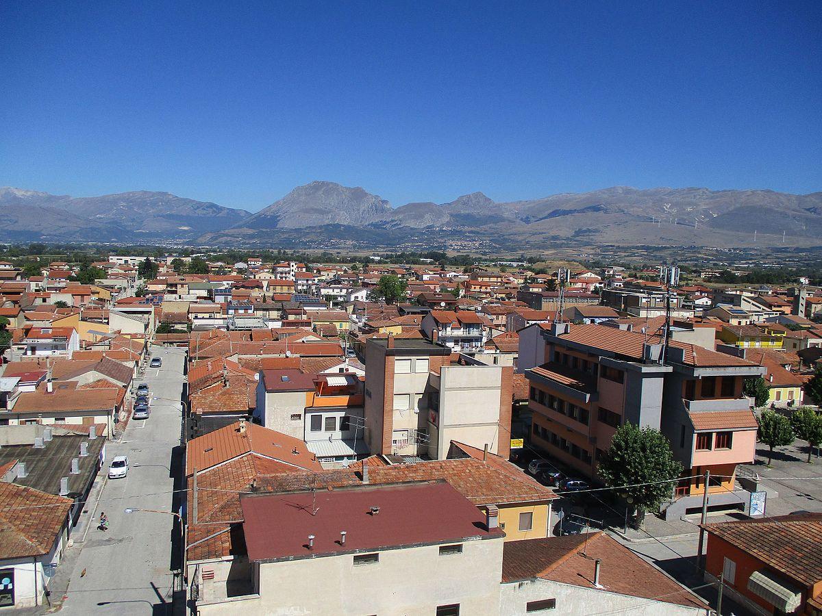 San Benedetto Dei Marsi Wikipedia