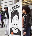 San Francisco March 2016 protest against police violence - 2.jpg