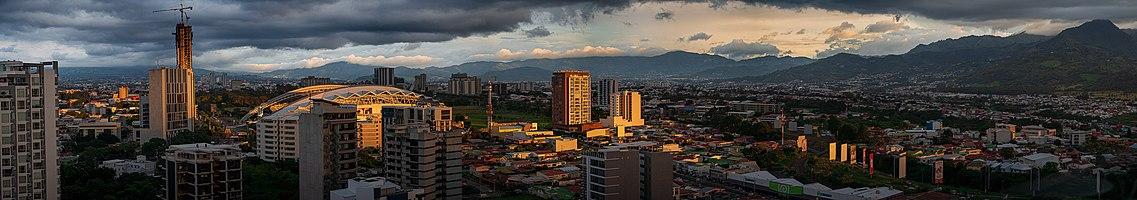 Panorama de San José
