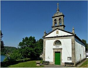 Abegondo - Image: San Martiño do Orto, Abegondo (Galiza)