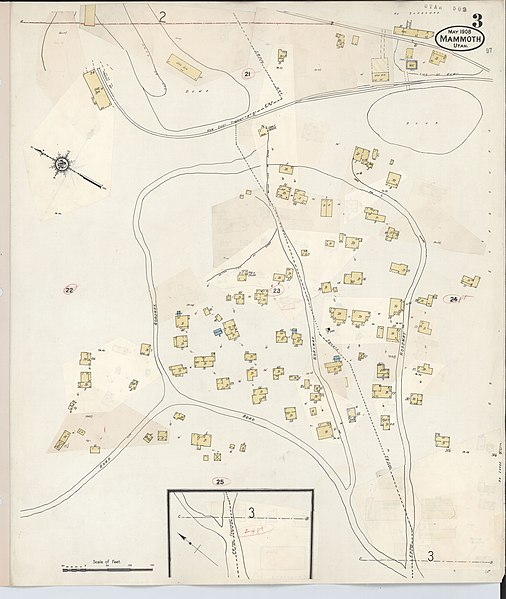 File:Sanborn Fire Insurance Map From Mammoth, Juab County