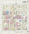 Sanborn Fire Insurance Map from New Bedford, Bristol County, Massachusetts. LOC sanborn03803 001-14.jpg