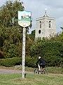 Sandon Village Sign - geograph.org.uk - 1507918.jpg