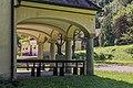 Sankt Georgen am Laengsee Wolschart Wallfahrtskirche Maria Sieben Schmerzen Vorhalle 12092015 7330.jpg
