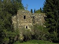Sankt Lorenzen bei Scheifling - Ruine Tschakathurn.jpg