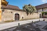Sankt Veit an der Glan Burggasse 9 Herzogsburg Mauer Süd-Ansicht 18052018 3258.jpg