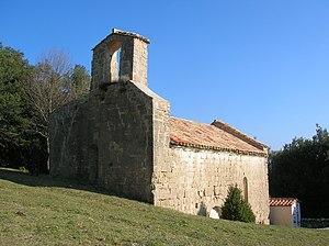 Sales de Llierca - Church