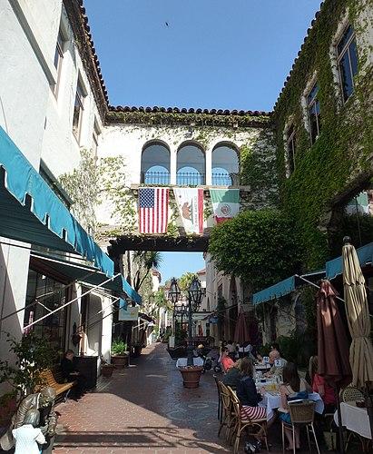 Santa Barbara mailbbox