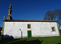 Santa María de Castelo, Trazo.JPG