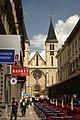 Sarajevo, cesta ke kostelu.jpg