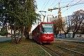 Sarajevo Tram-508 Line-5 2011-10-14.jpg