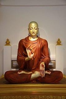 Śāriputra Main disciple of Gautama Buddha