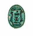 Scarab Inscribed with the Throne Name of Thutmose III MET 27.3.306 bot.jpg