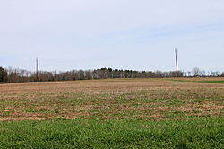 Field in South Centre Township