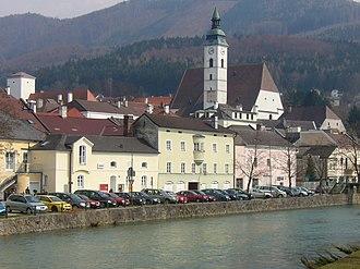 Scheibbs - Old Town of Scheibbs
