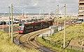 Scheveningen Haven-Strand HTM R-Net 5009 naar Hollands Spoor (28867305460).jpg