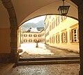 Schloss Hohenaschau Innenhof vom Tor her.JPG
