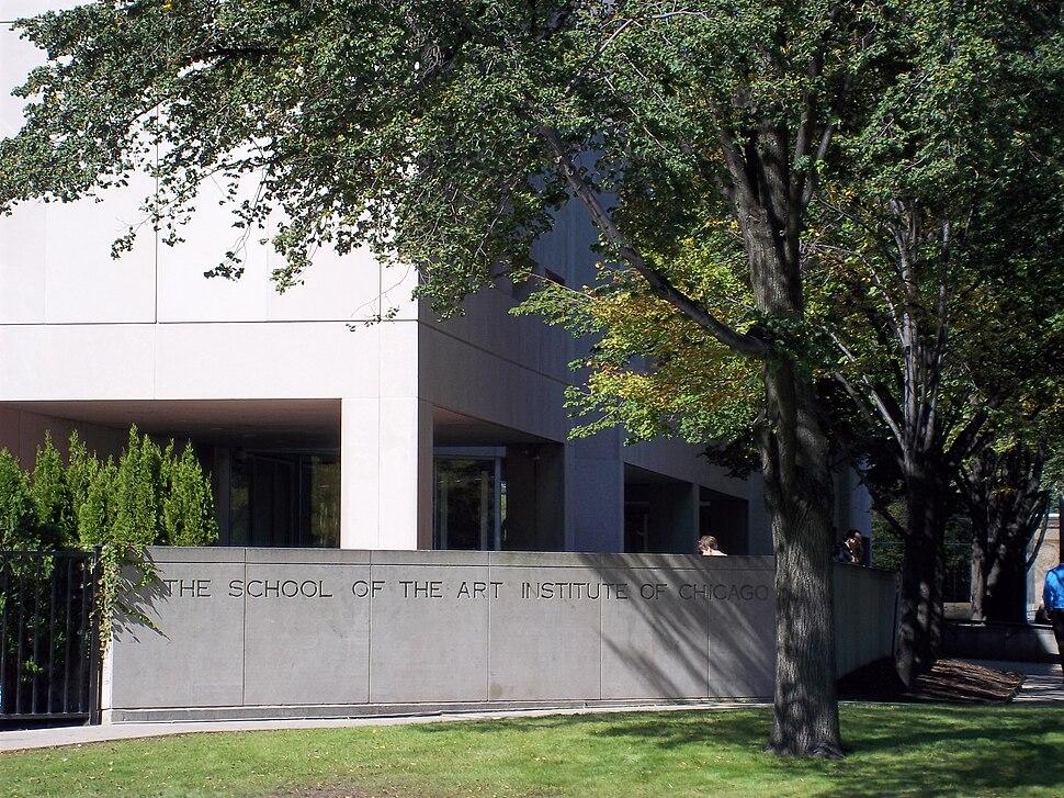 School of the Art Institute Chicago Grant Park