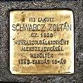 Schwarcz Zoltán stolperstein Bp08 Nagy Fuvaros18.jpg