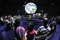 Science on Sphere - Dynamotion Hall - Science City - Kolkata 2016-06-20 4827.JPG