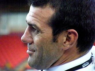 Scott Sattler - Sattler in 2008