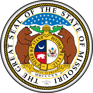 Seal of Missouri.