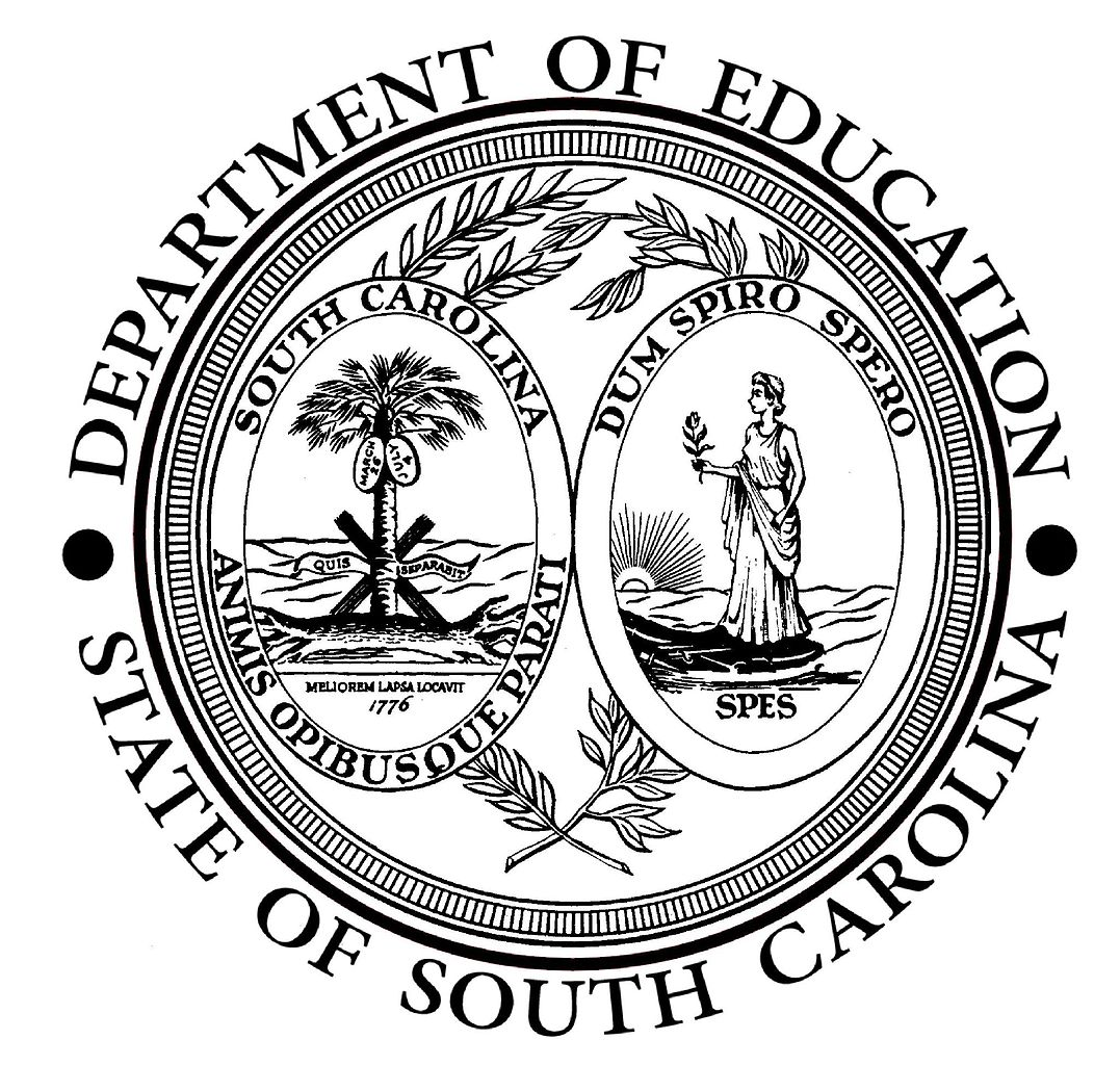 File:Seal of the South Carolina Department of Education.jpg - Wikimedia  Commons