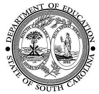South Carolina Department of Education State education agency of the U.S. state of South Carolina