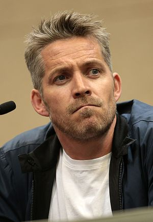Sean Maguire - Maguire at the 2017 Phoenix Comicon