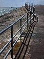 Seawall near Southsea Castle - geograph.org.uk - 870454.jpg