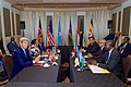 Secretary Kerry Sits With His Fellow Foreign Ministers at the Villa Rosa Kempinski Hotel in Nairobi (28531519154).jpg