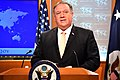 Secretary Pompeo Delivers Remarks to the Media (33477710798).jpg