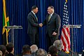 Secretary Pompeo Holds a Joint Press Availability with Jamaican Prime Minister Holness (49429421121).jpg