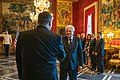 Secretary Pompeo Shakes Hands with President Mattarella (48831443916).jpg