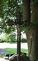 Sedmihorky, kříž pred hřbitovem.JPG