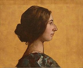 Portrait d'Elsa Koeberle