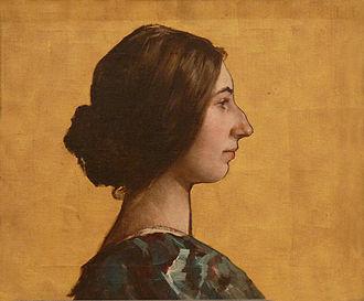 Lothar von Seebach - Image: Seebach, Portrait d'Elsa Koeberlé (3)