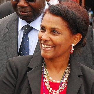 Segenet Kelemu Ethiopian plant pathologist