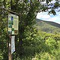 Segnaletica verticale Monte Pisano Campo di Croce.jpg