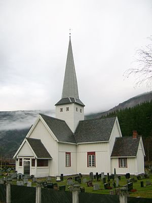 Sel church, Sel, Norway.jpg