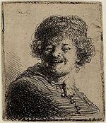 Self Portrait by Rembrandt van Rijn 1630.jpg