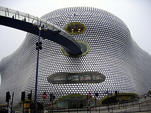 Selfridge store, Birmingham Bull Ring
