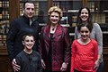 Senator Stabenow meets with a family from Michigan. (26231179756).jpg
