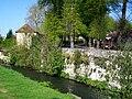 Senlis (Oise), rempart des Ôtages.jpg