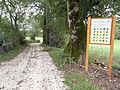Sentier de randonnée de Sainte-Marie-du-Mont.JPG