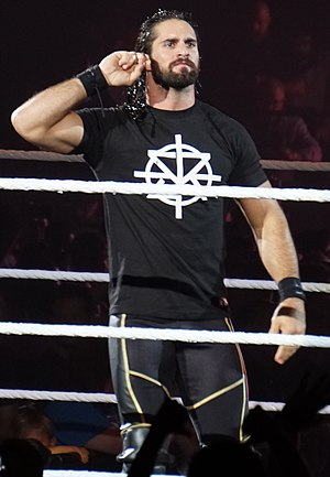 WrestleMania 33 - Seth Rollins had to overcome a knee injury, just a few weeks before WrestleMania 33, to face Triple H at the event