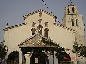 Sevasti - The Greek Orthodox in Sevasti.